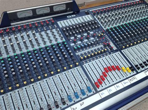 Mixer Gb8 Soundcraft Gb8 40 Image 809414 Audiofanzine