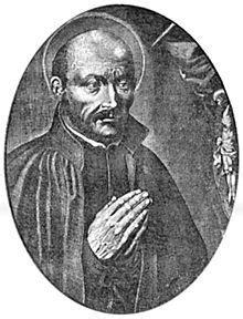 Ignatius van Loyola - Wikipedia (met afbeeldingen