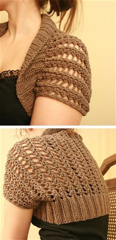 free shrug knitting patterns easy 1000 ideas about shrug pattern on crochet
