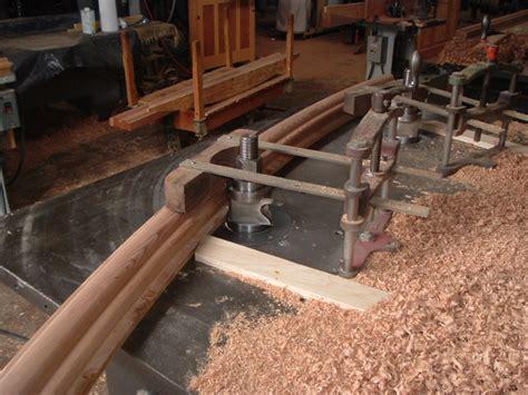 radius woodworking radius wood shaper work awwm