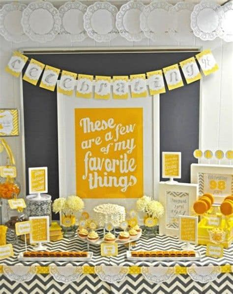 Ee  Th Birthday Party Ideas Ee     Ee  Ideas Ee   For A Memorable
