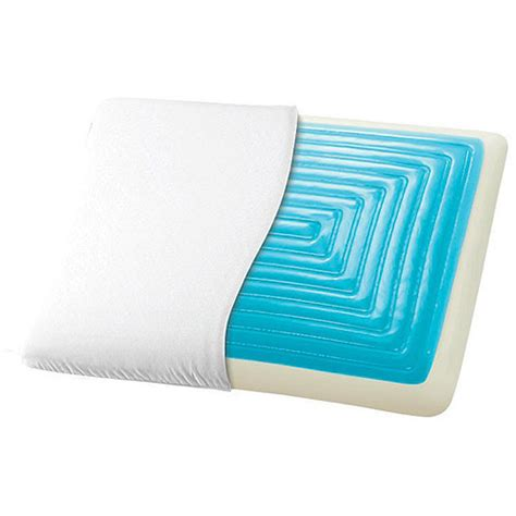 Serenity Pillow by Serenity Trugel Memory Foam Pillow Walmart