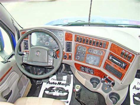 Kenworth T2000 Interior by Sle Trucks Driven By Boyer Haul Territory Killer
