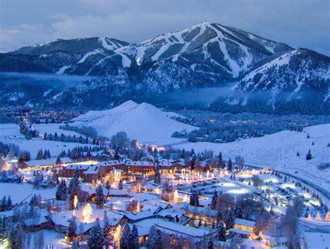 best ski resorts world s best ski resorts sun valley idaho