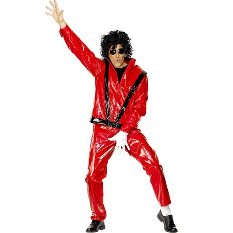 Michael Jackson Costumes Up For Auction by Michael Jackson Thriller Costume Drinkstuff