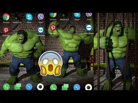 hulk  wallpapers realistic action  animation