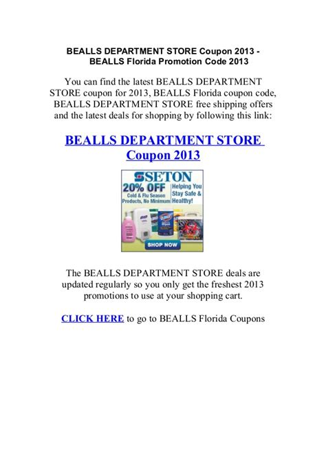 printable coupons bealls outlet bealls department store coupon bealls florida coupon