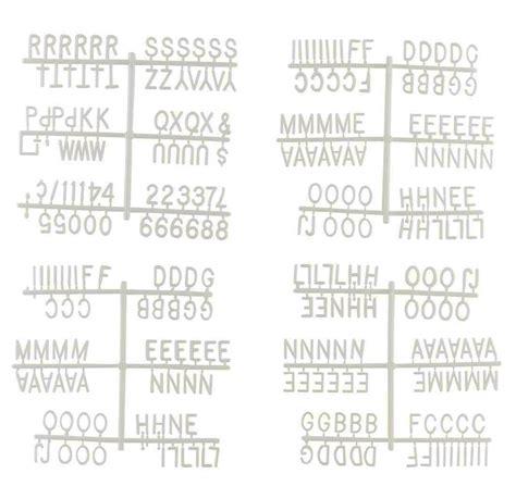 Kronleuchter 6 Buchstaben by House Doctor Monograph Zubeh 246 R Buchstaben Und Zahlen F 252 R