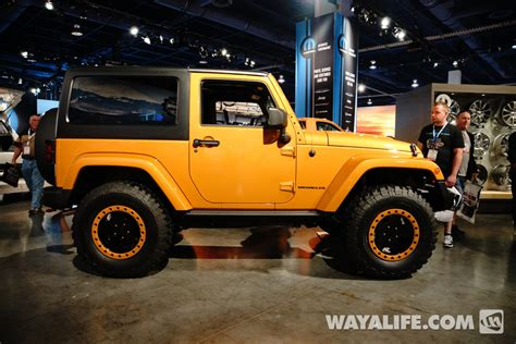 copper jeep 2013 sema mopar copper crawler jeep jk wrangler