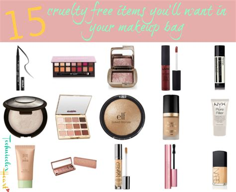 Products You Need In Your Makeup Bag by Technicolor 15 Cruelty Free Items You Ll Want In