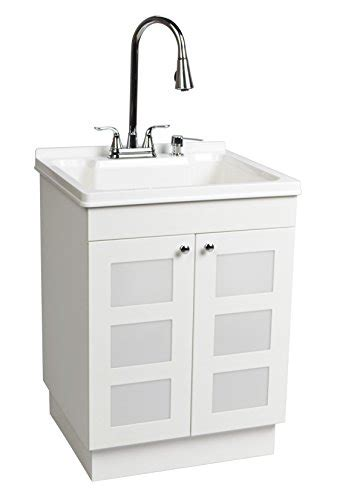 white utility sink with cabinet compare price to utility sink cabinet tragerlaw biz