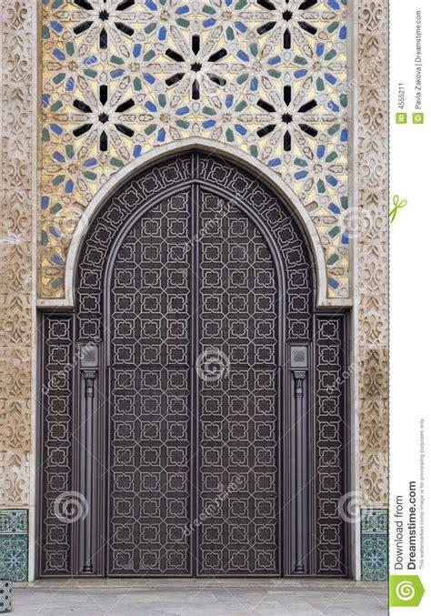 ornamental door stock image image  design color