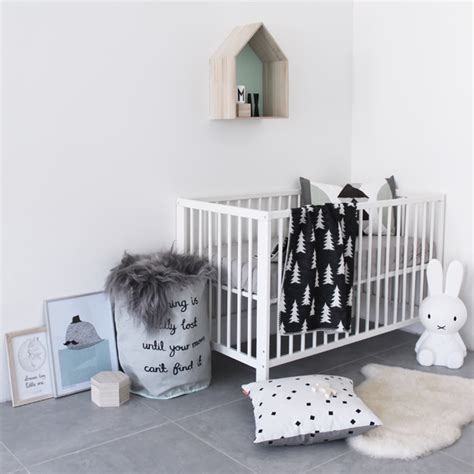 When To Decorate Nursery How To Decorate A Scandinavian Inspired Nursery Petit Small