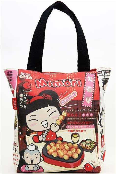 Japanese Bag mimori bag japanese snacks shoulder bags bags