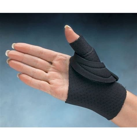 cool comfort thumb splint comfort cool thumb cmc restriction splint