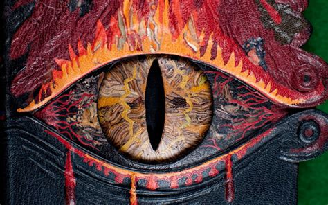 the lidless eye of sauron 1st edition binding of lotr
