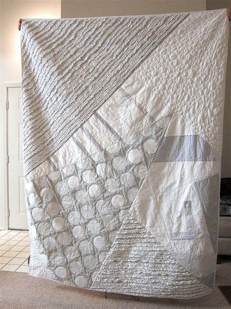 Gray Quilts by Grey And White Quilt Gorgeous
