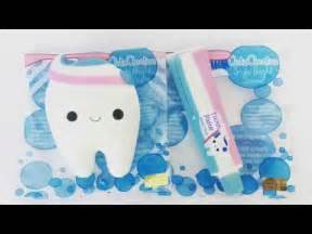 Squishy Smile Teeth cutie creative smile bright series tooth toothpaste squishy
