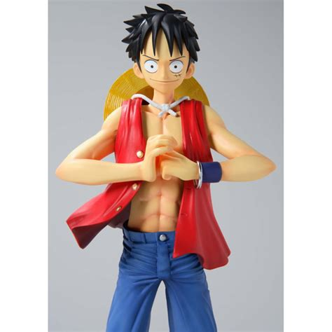 Pop Luffy Japvers portrait of the collection monkey d luffy p o p neo