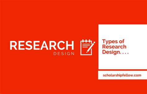 research design types  research design