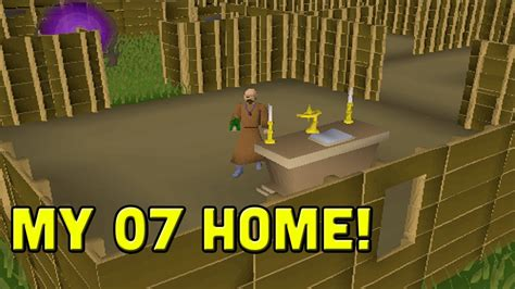 osrs house layout guide osrs my house how i trained construction layout of
