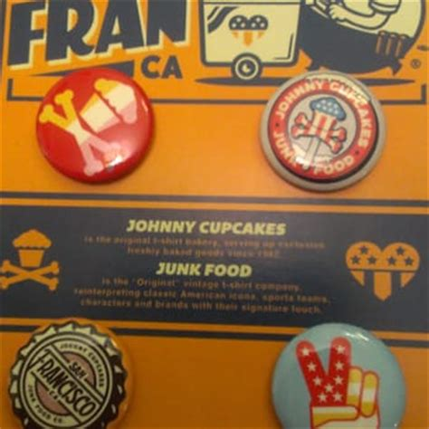 Topi Trucker Johnny Cupcakes Uzgy johnny cupcakes truck tour closed fashion the haight the embarcadero