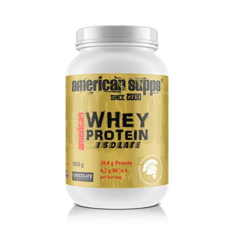 Whey Protein Isolat American Supps Whey Protein Isolate