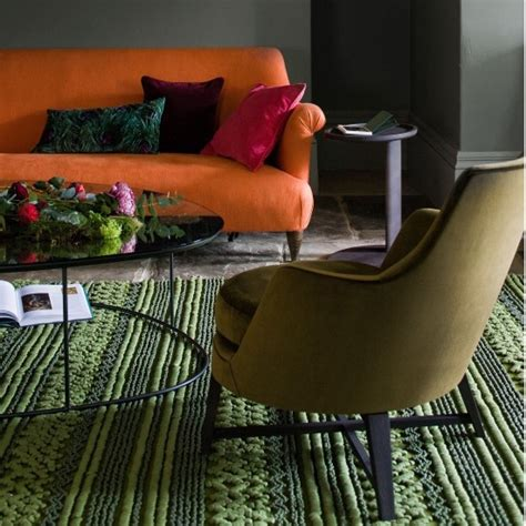 olive green home decor color trend fall season