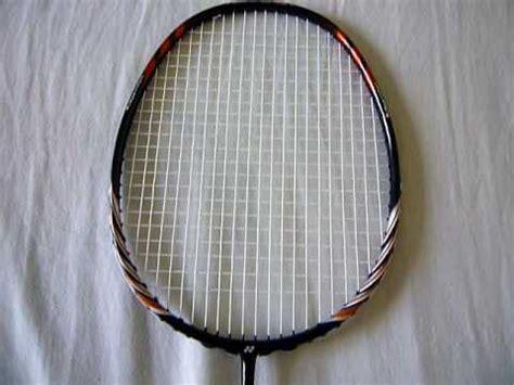 Raket Badminton Yonex Original Nanospeed 501 yonex nanospeed 9900 badminton racket