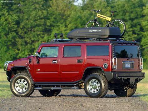 hummer h2 with gm accessories picture 02 of 06 rear
