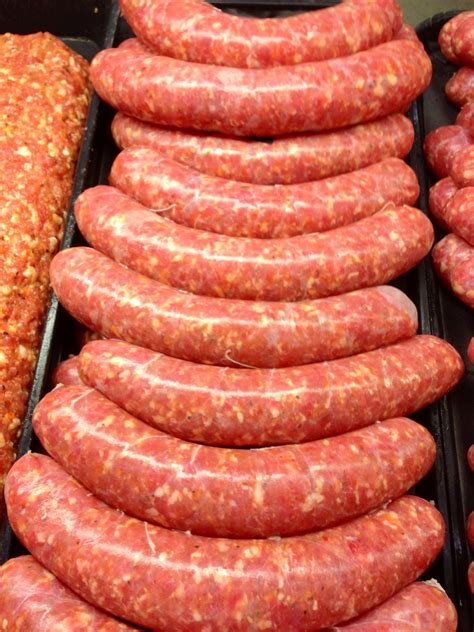 sausages weiners robert s boxed meats