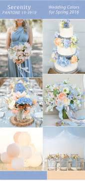 how to wedding colors top 10 wedding colors for 2016 trends from pantone