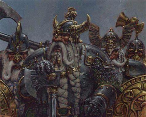 Dwarfs Warhammer dwarves warhammer whf dwarves
