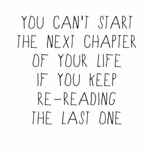 new chapter quote quotes pinterest