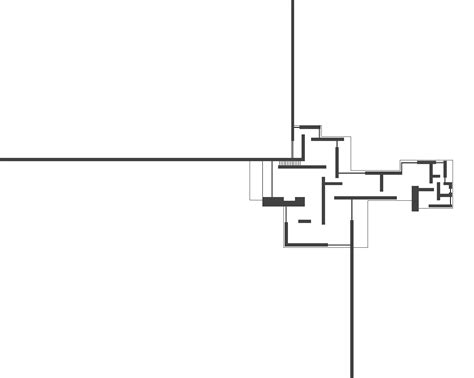 Mies Van Der Rohe Floor Plan by Country House Mies Van Der Rohe Technical Drawings