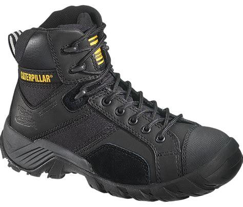 Sepatu Boots Caterpillar Kulit Pria Safety Shoes Boot Ujung Besi Murah sepatu boots sepatu boots caterpillar design bild