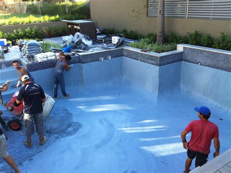 Pools By Design concrete swimming pool interiors pools by design
