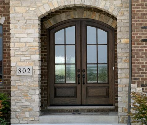 arch top exterior doors arched doors exterior arched top doors mahogany door