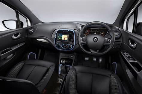 renault captur interior renault updates its captur range in britain carscoops