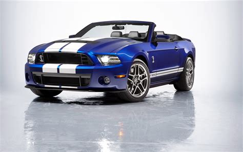 2013 mustang shelby 2013 ford shelby mustang gt500 convertible wallpaper hd