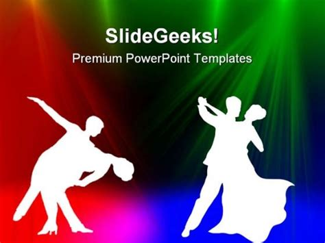 templates powerpoint dance dance powerpoint slideshow backgrounds holiday nature