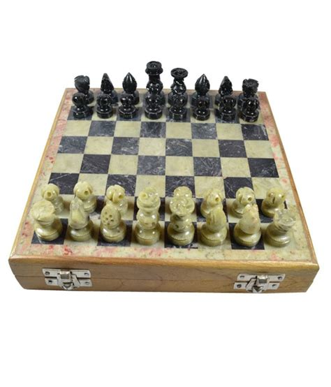 Handcrafted Chess Sets - craftuno handcrafted soapstone chess set buy craftuno