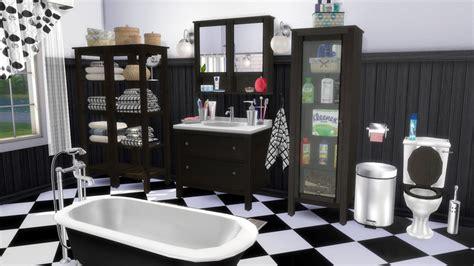 ikea bathroom sets my sims 4 blog ikea bathroom set and clutter by natatanec