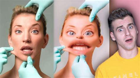 girl  surgery    snapchat filter youtube