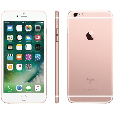 apple iphone 6s plus 5 5 quot 16gb gold gsm 4g lte t mobile smartphone srb 888462501545 ebay