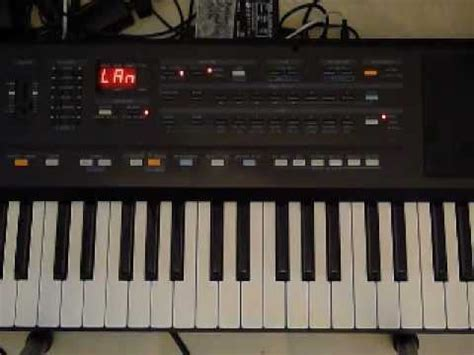Keyboard Roland E 16 Second roland e 15 high quality sound demo