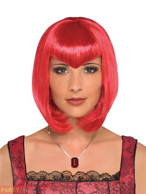 halloween fancy dress costumes scary masks and wigs ladies bob wig womens halloween witch cleopatra fancy