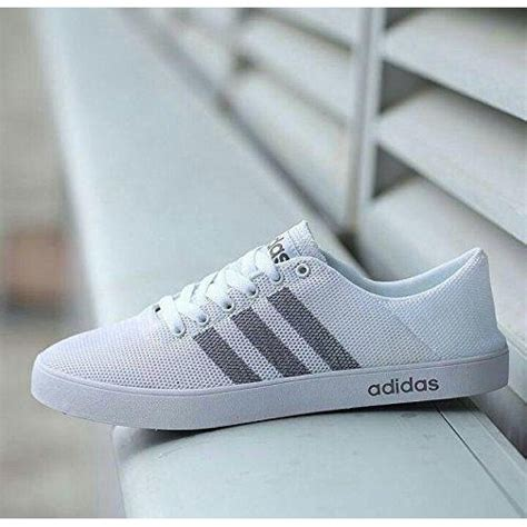buy adidas neo white casual shoes for best quality product looksgud in