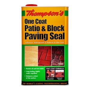 Thompsons One Coat Patio Sealer by Problem Solving Brewers Decorators Centers For All