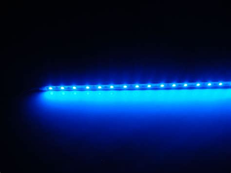 Blue Led Lights Strips Led Rigid Strips Buy Rgb Led 5050 Led Rgb Rigid Led Lighting Product On
